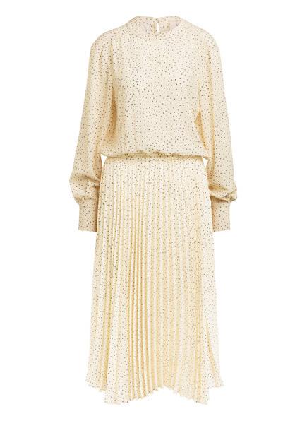 NORR Kleid AMBRA, Farbe: HELLGELB/ SCHWARZ (Bild 1)