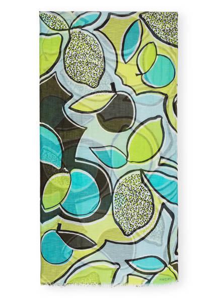 MARCCAIN Schal , Farbe: 402 LEMON (Bild 1)