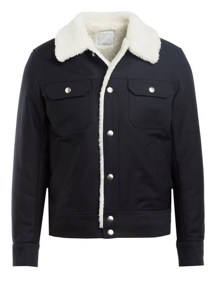 sandro Jacke , Farbe: DUNKELBLAU (Bild 1)