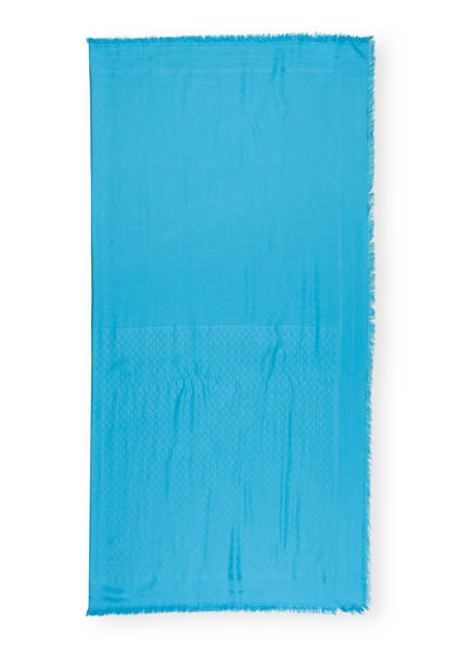 BOSS Tuch LUNASSA, Farbe: HELLBLAU (Bild 1)