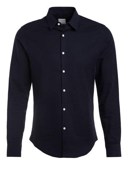 sandro Hemd Slim Fit, Farbe: DUNKELBLAU (Bild 1)