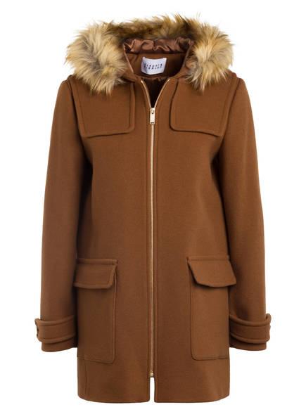 CLAUDIE PIERLOT Mantel GREGOH, Farbe: BRAUN (Bild 1)