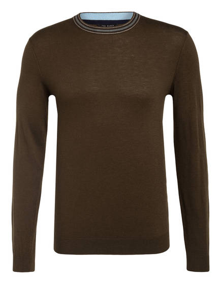 TED BAKER Pullover MAILAIS, Farbe: OLIV (Bild 1)