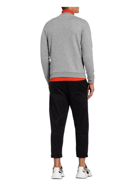 TED BAKER Ted Baker Pullover Pied grau
