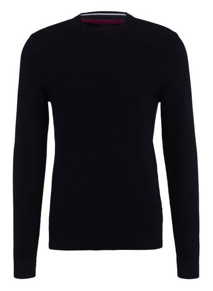 TED BAKER Pullover PONTAC, Farbe: DUNKELBLAU (Bild 1)