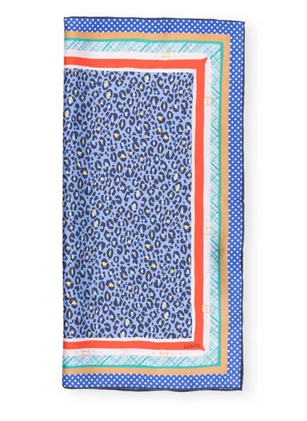 CODELLO Seidentuch, Farbe: BLAU/ ROT/ WEISS (Bild 1)