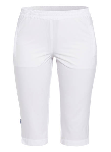JOY sportswear 3/4-Fitnesshose SUZY, Farbe: WEISS (Bild 1)