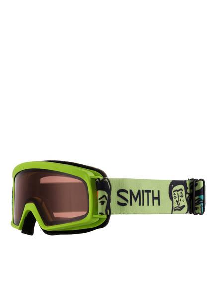 SMITH Skibrille RASCAL, Farbe: NEONGRÜN (Bild 1)