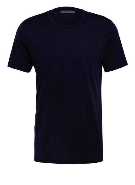 icebreaker Funktionswäsche-Shirt TECH LITE CREWE, Farbe: DUNKELBLAU (Bild 1)