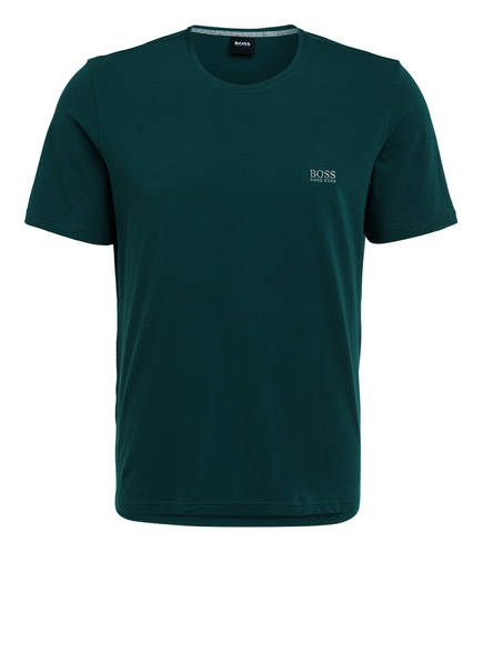 BOSS Lounge-Shirt, Farbe: GRÜN (Bild 1)