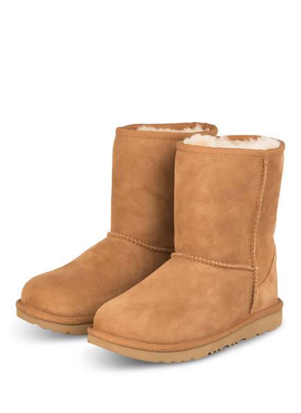 UGG Boots CLASSIC SHORT II, Farbe: COGNAC (Bild 1)