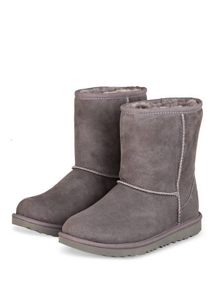 UGG Boots CLASSIC SHORT II, Farbe: GRAU (Bild 1)