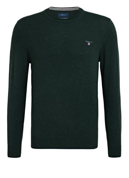 GANT Pullover, Farbe: DUNKELGRÜN (Bild 1)