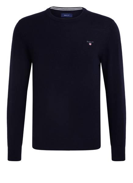 GANT Pullover, Farbe: DUNKELBLAU (Bild 1)