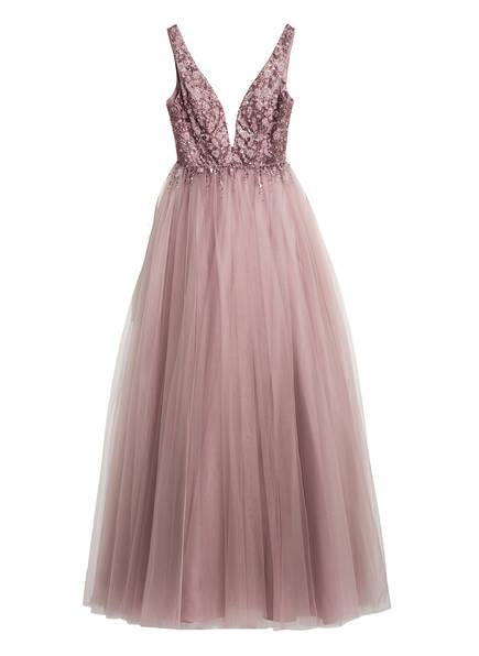 unique Abendkleid mit Stola, Farbe: HELLLILA (Bild 1)