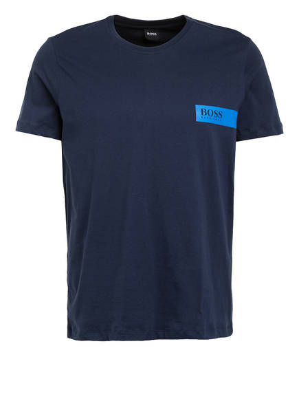 Boss Lounge-Shirt blau
