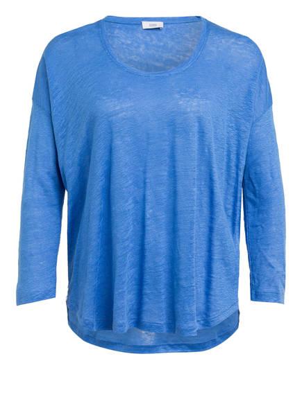 CLOSED Leinenshirt, Farbe: BLAU (Bild 1)