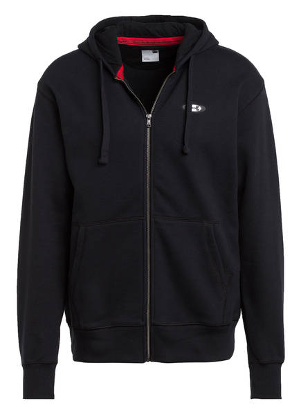 UNDER ARMOUR Sweatjacke ORIGINATORS, Farbe: SCHWARZ (Bild 1)