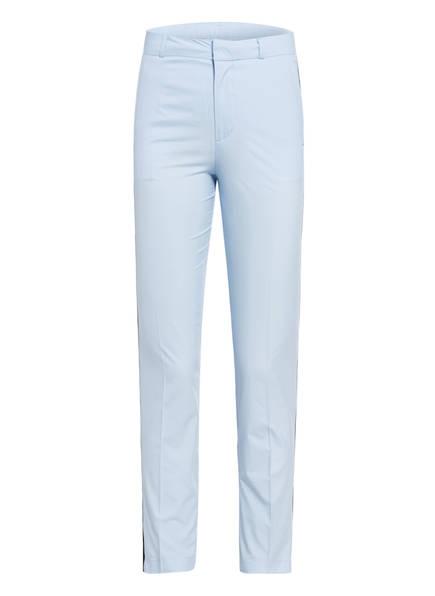 J.LINDEBERG Lightweight-Hose mit Galonstreifen , Farbe: HELLBLAU (Bild 1)