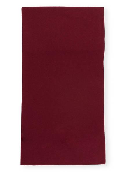DARLING HARBOUR Schal , Farbe: DUNKELROT (Bild 1)