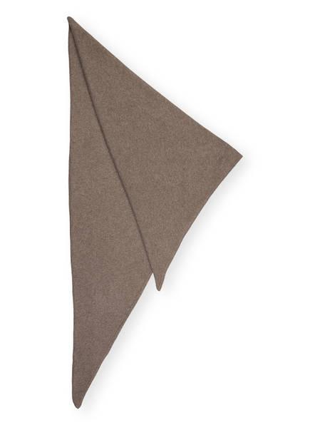 DARLING HARBOUR Dreieckstuch, Farbe: TAUPE (Bild 1)