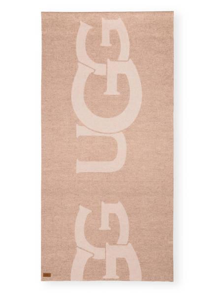 UGG Schal, Farbe: BEIGE/ CREME (Bild 1)