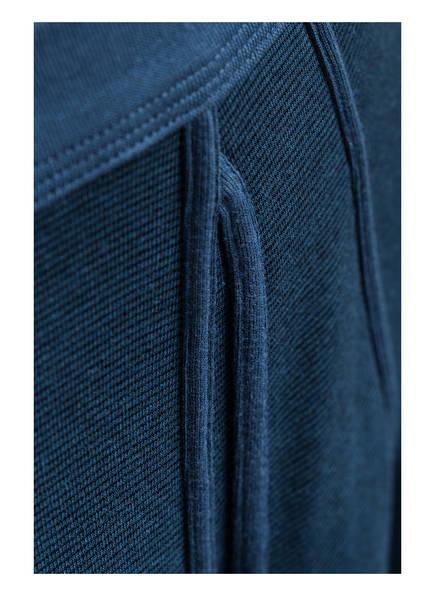 SCHIESSER 3/4-Unterhose  BLAU/ SCHWARZ GESTREIFT - Herrenbekleidung Beliebt