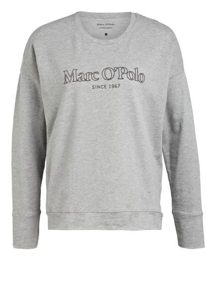 Marc O'Polo Lounge-Shirt, Farbe: HELLGRAU MELIERT (Bild 1)