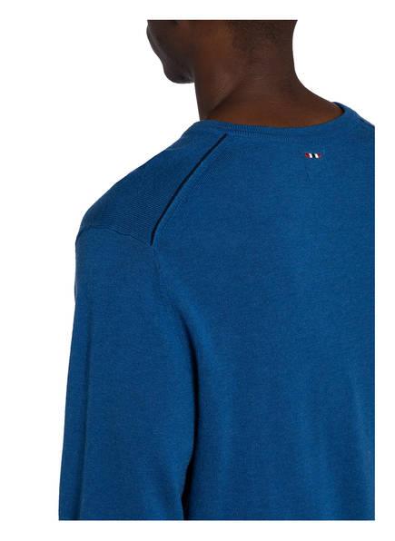 NAPAPIJRI Strickoberteile & Pullover | Napapijri Pullover Damavand Aus Merinowolle blau