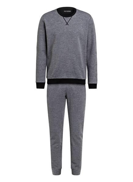 SCHIESSER Schlafanzug, Farbe: GRAU (Bild 1)