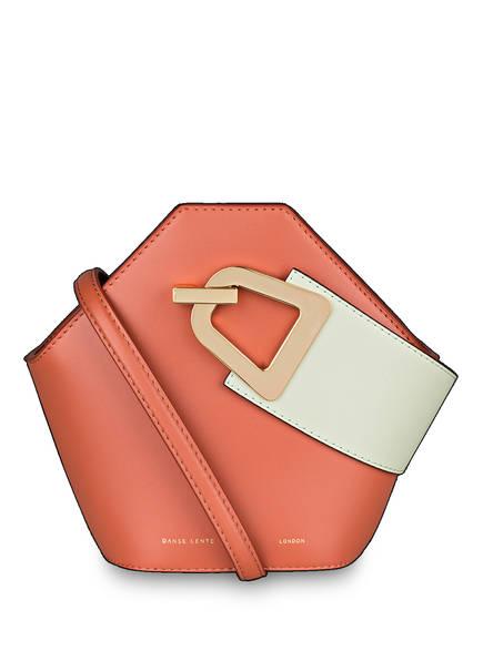 DANSE LENTE Handtasche JOHNNY MINI, Farbe: ROSEWOOD/ MINT (Bild 1)
