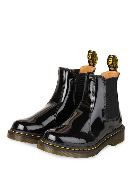 Dr. Martens Chelsea-Boots 2976 PATENT , Farbe: SCHWARZ (Bild 1)
