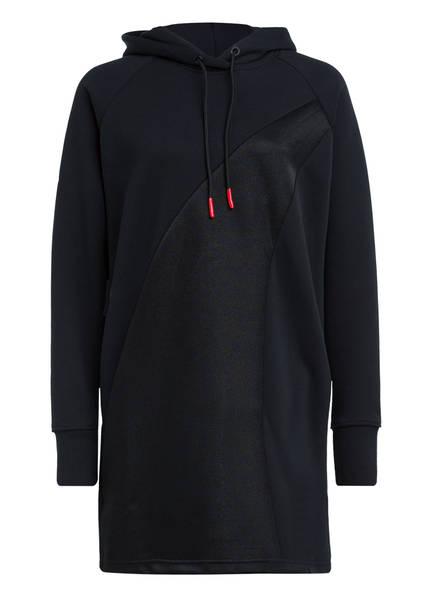 PUMA Hoodie-Kleid, Farbe: SCHWARZ (Bild 1)