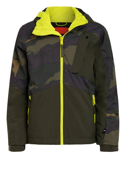 O'NEILL Skijacke APLITE, Farbe: KHAKI (Bild 1)