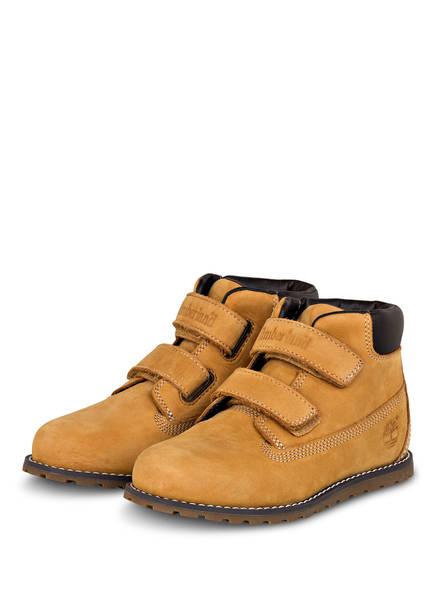 Timberland Boots POKEY PINE, Farbe: COGNAC (Bild 1)