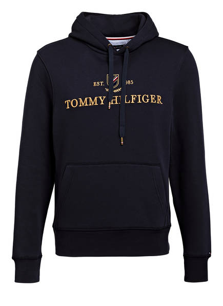 TOMMY HILFIGER Hoodie ICON, Farbe: DUNKELBLAU (Bild 1)