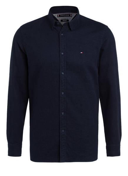 TOMMY HILFIGER Hemd Regular Fit, Farbe: DUNKELBLAU (Bild 1)