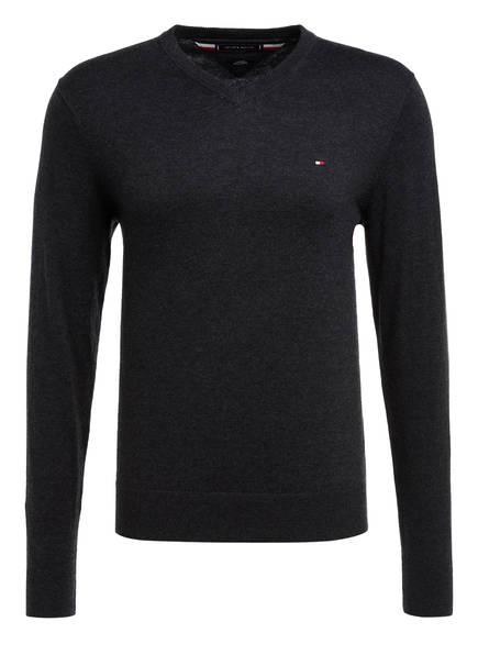 TOMMY HILFIGER Pullover, Farbe: DUNKELGRAU (Bild 1)