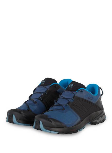 SALOMON Trailrunning-Schuhe XA WILD GTX, Farbe: BLAU/ SCHWARZ (Bild 1)