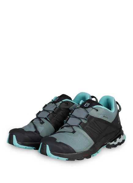SALOMON Trailrunning-Schuhe XA WILD GTX , Farbe: MINT/ SCHWARZ (Bild 1)