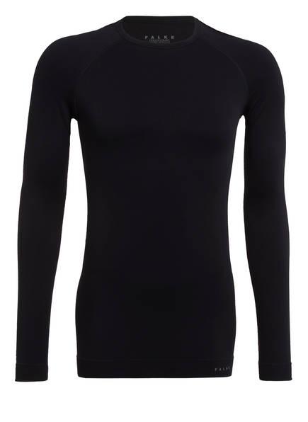FALKE Funktionswäsche-Shirt, Farbe: SCHWARZ (Bild 1)