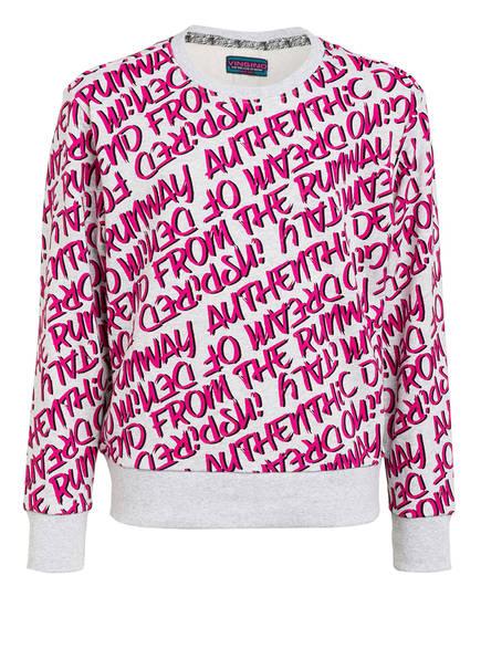 VINGINO Sweatshirt NOORY, Farbe: HELLGRAU/ PINK (Bild 1)
