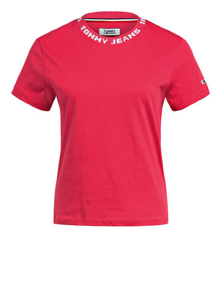TOMMY JEANS T-Shirt, Farbe: PINK (Bild 1)