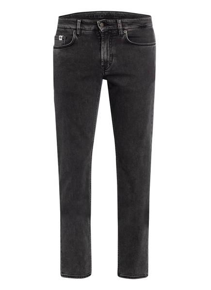 FHP Jeans KARL Tapered Fit, Farbe: BLACK DENIM (Bild 1)