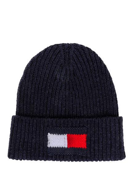 TOMMY HILFIGER Mütze, Farbe: DUNKELBLAU (Bild 1)