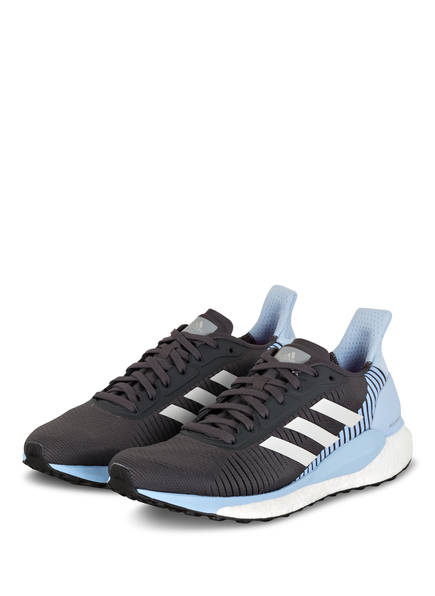 adidas Sneaker SOLAR GLIDE , Farbe: GRAU/ HELLBLAU (Bild 1)