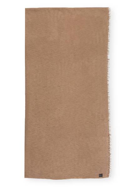 BALMUIR Cashmere-Schal HELSINKI, Farbe: CAMEL  (Bild 1)