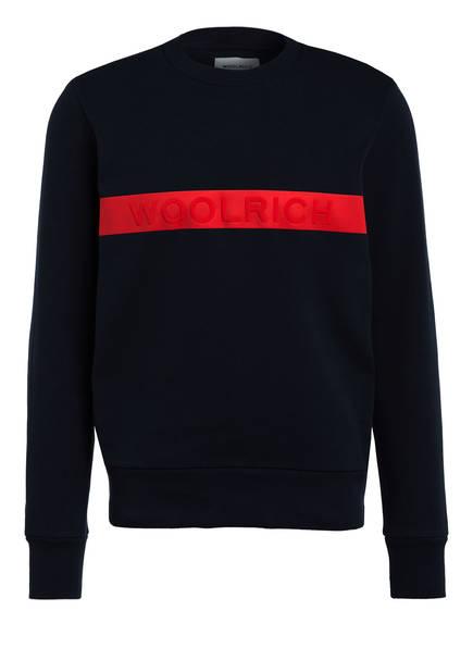 WOOLRICH Sweatshirt, Farbe: DUNKELBLAU (Bild 1)