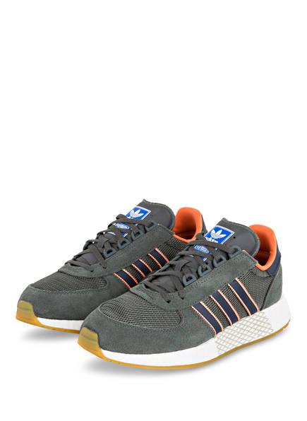 adidas Originals Sneaker MARATHON TECH, Farbe: SCHLAMM/ ORANGE (Bild 1)