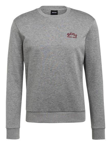 BOSS Sweatshirt SALBO, Farbe: GRAU MELIERT (Bild 1)